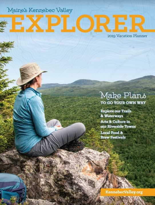 Kennebec Explorer Cover 2019
