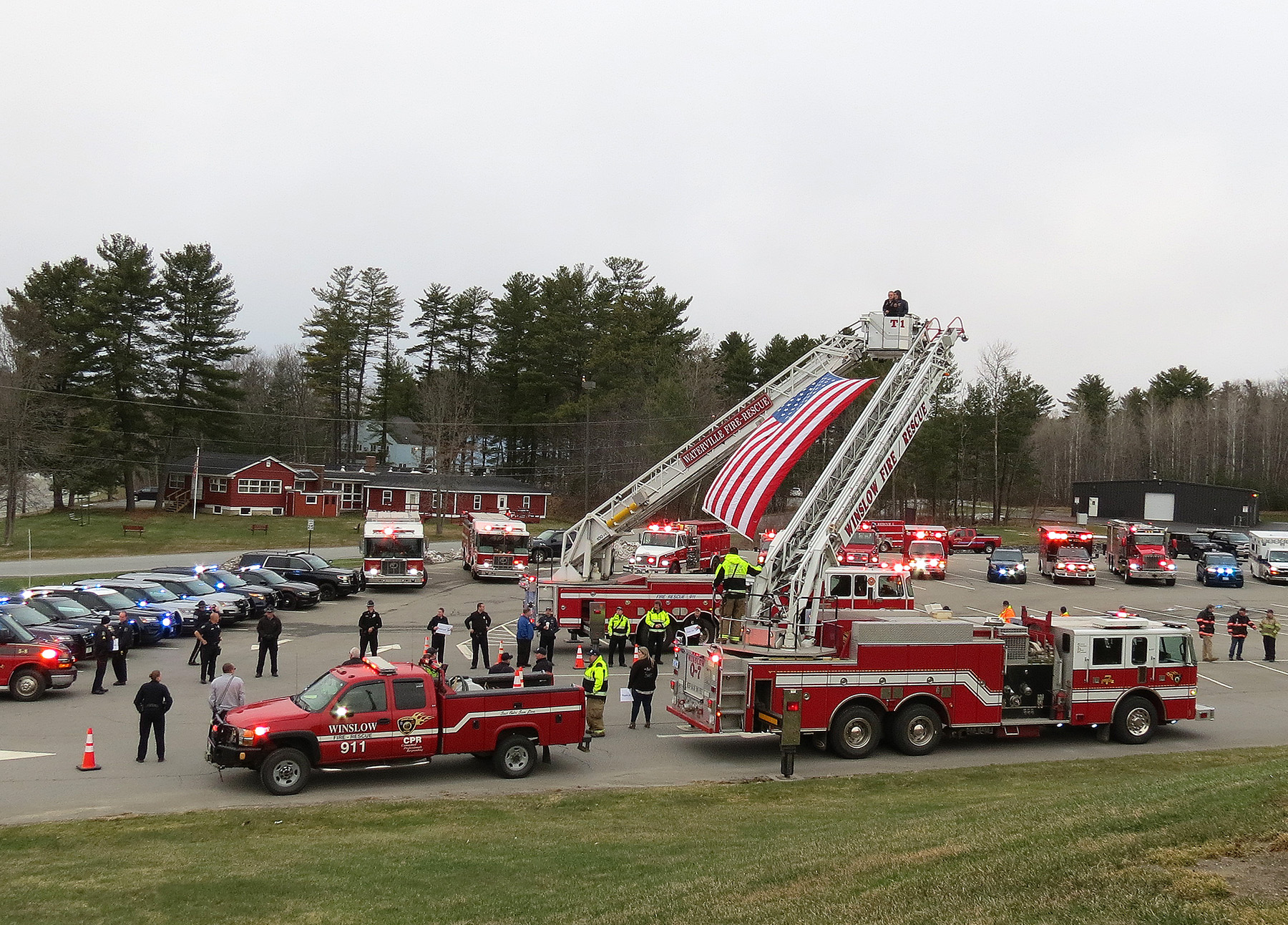 MaineGeneral thanks first responders