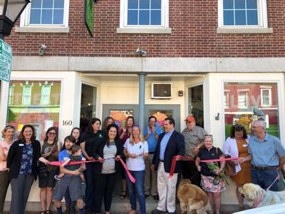 ribbon cutting loyal biscuit 5