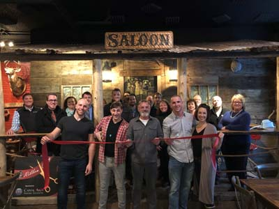 ribbon cutting raging bull 3